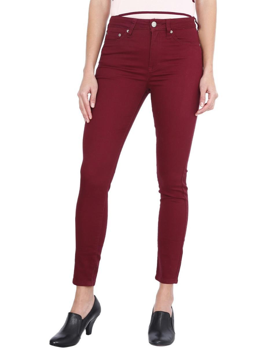 Aéropostale Jeans Skinny Mezclilla